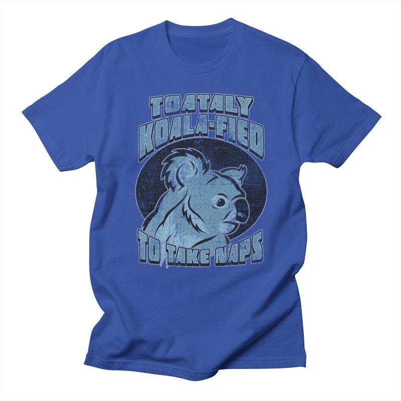 KOALAFIED Women's Regular Unisex T-Shirt by Inkdwell's Artist Shop