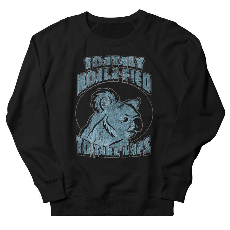 KOALAFIED Women's French Terry Sweatshirt by Inkdwell's Artist Shop