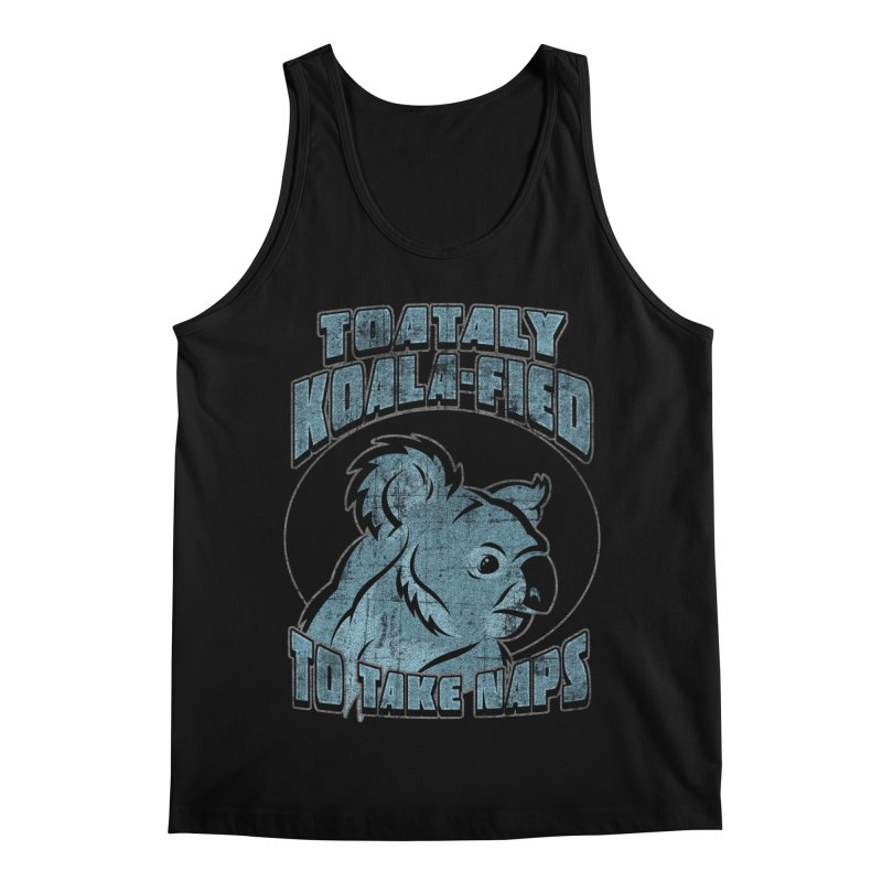 KOALAFIED Men's Regular Tank by Inkdwell's Artist Shop