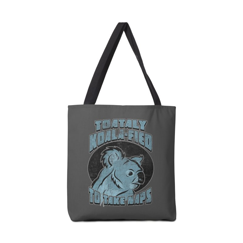 KOALAFIED Accessories Tote Bag Bag by Inkdwell's Artist Shop