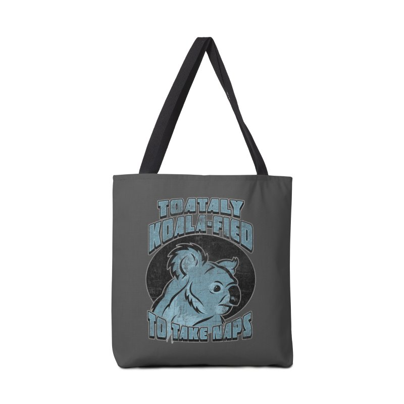 KOALAFIED Accessories Bag by Inkdwell's Artist Shop