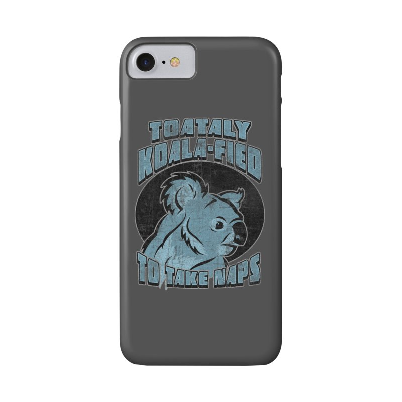 KOALAFIED Accessories Phone Case by Inkdwell's Artist Shop