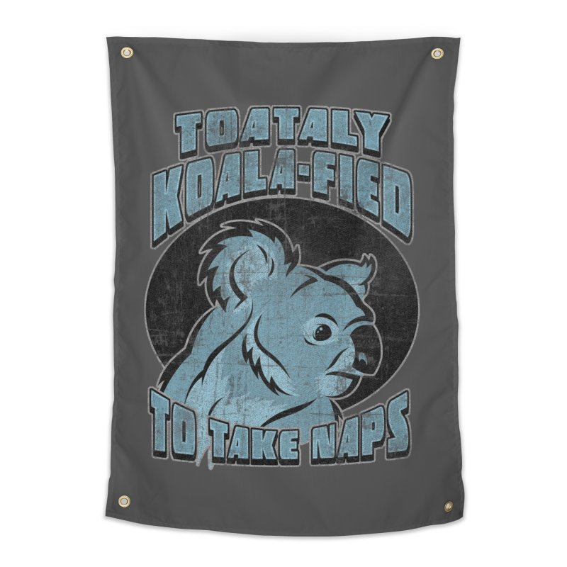 KOALAFIED Home Tapestry by Inkdwell's Artist Shop