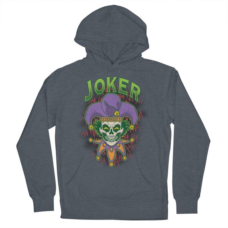 JOKER Women's Pullover Hoody by Inkdwell's Artist Shop