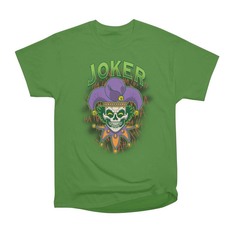 JOKER Men's Classic T-Shirt by Inkdwell's Artist Shop