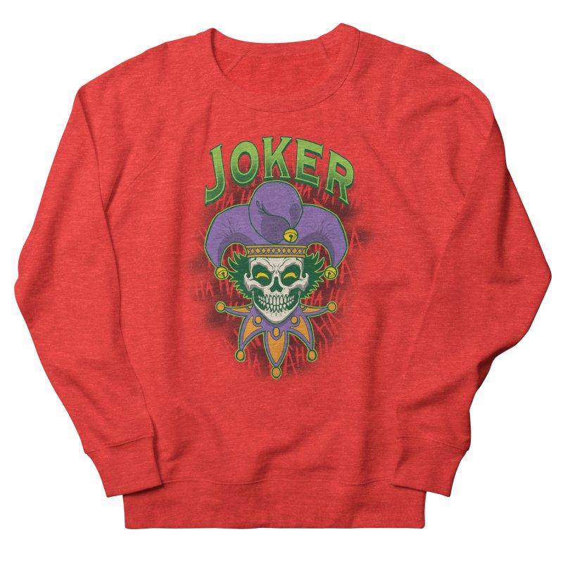 JOKER Women's Sweatshirt by Inkdwell's Artist Shop