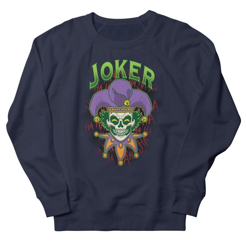 JOKER Men's Sweatshirt by Inkdwell's Artist Shop