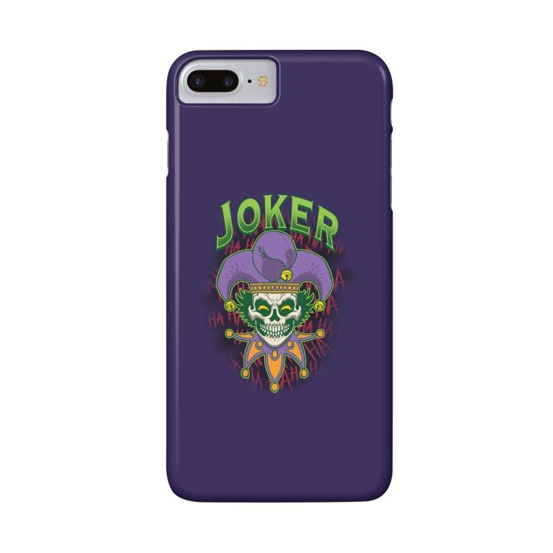 JOKER Accessories Phone Case by Inkdwell's Artist Shop
