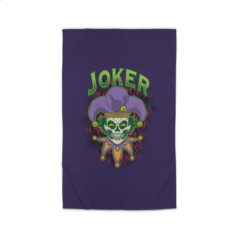 JOKER Home Rug by Inkdwell's Artist Shop
