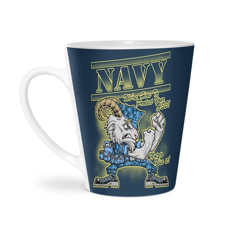 NAVY GOAT! Accessories Mug by Inkdwell's Artist Shop
