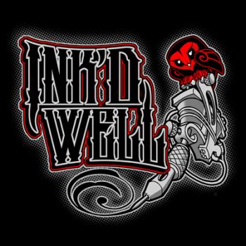 Inkdwell's Artist Shop Logo