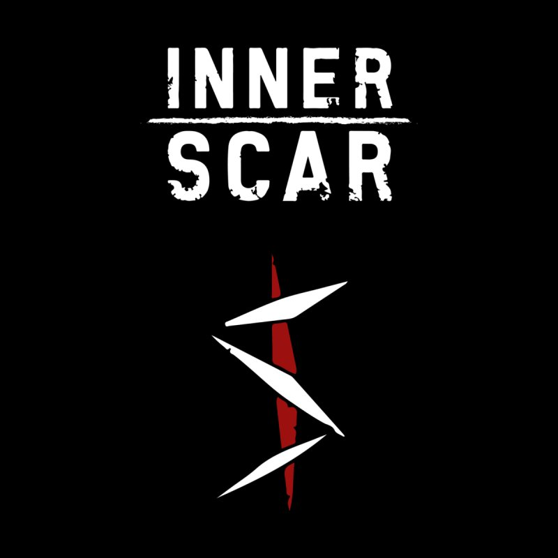 The Scar Women's Scoop Neck by Inner Scar Official Shop
