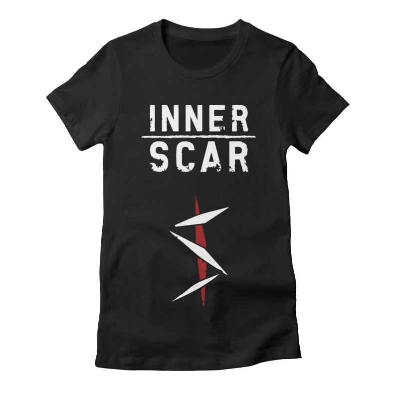The Scar Women's T-Shirt by Inner Scar Official Shop
