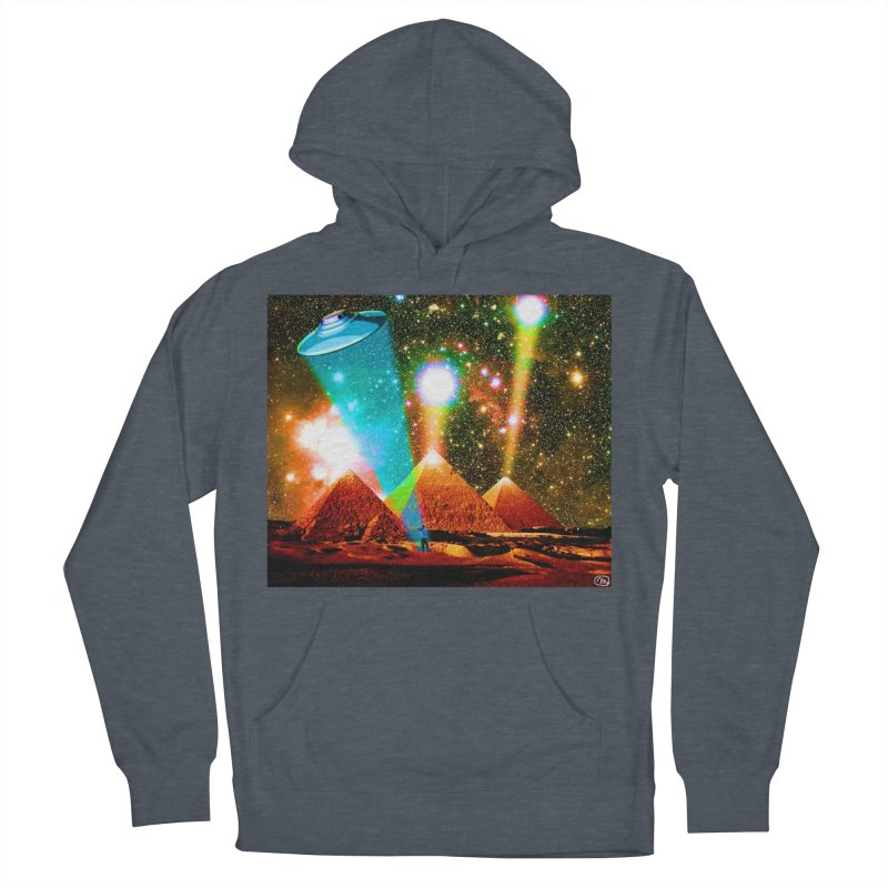 The Pyramids of Giza Aligning with Orion's Belt Women's French Terry Pullover Hoody by InspiredPsychedelics's Artist Shop