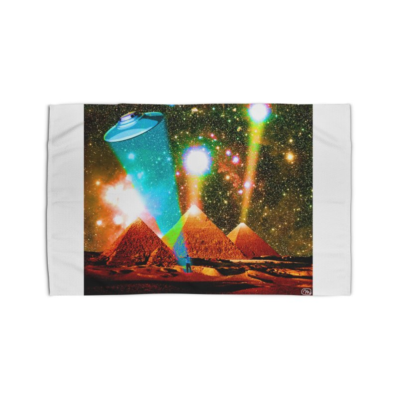 The Pyramids of Giza Aligning with Orion's Belt Home Rug by InspiredPsychedelics's Artist Shop