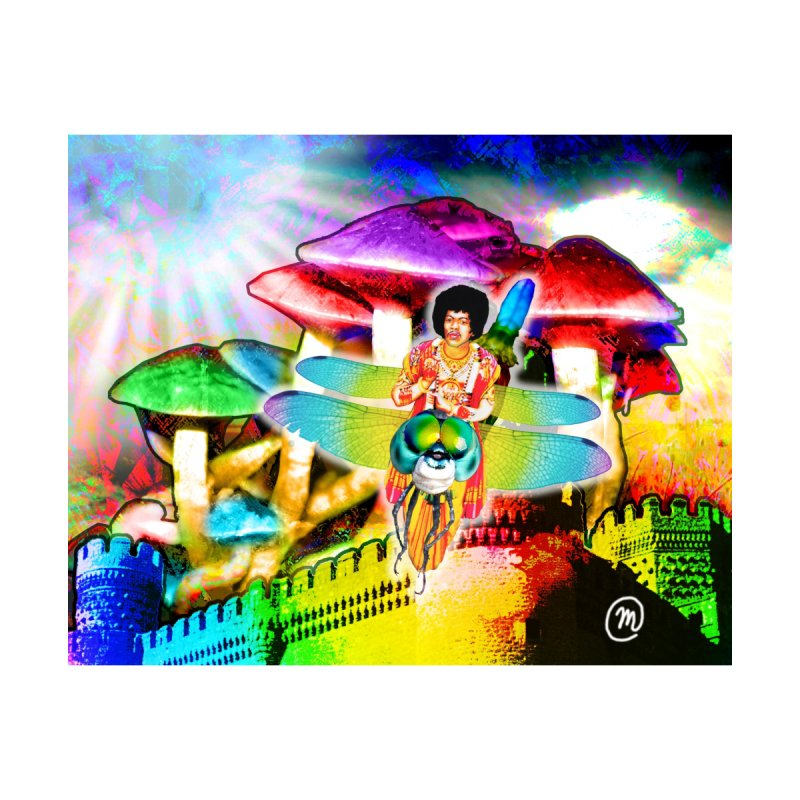 Spanish Castle Magic Wall Art and Accessories by InspiredPsychedelics's Artist Shop