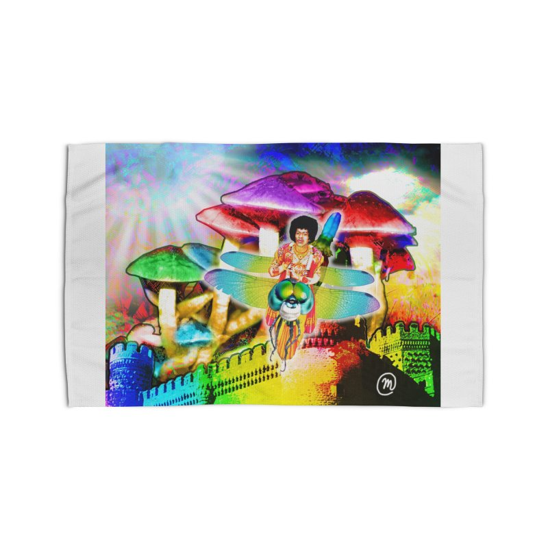 Spanish Castle Magic Wall Art and Accessories Home Rug by InspiredPsychedelics's Artist Shop