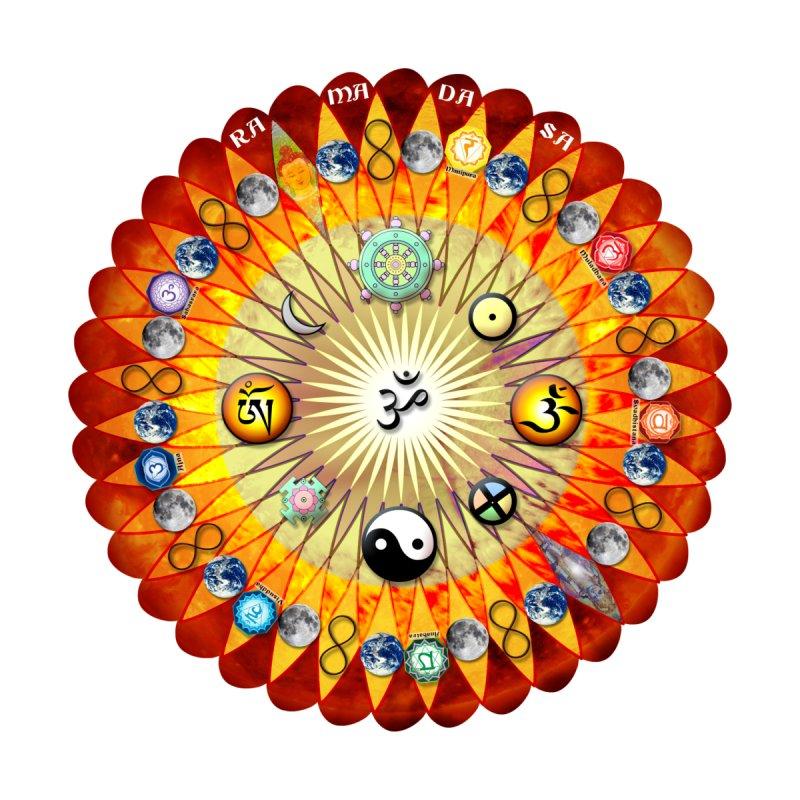 Ra Ma Da Sa Sa Say So Hung Mandala by InspiredPsychedelics's Artist Shop