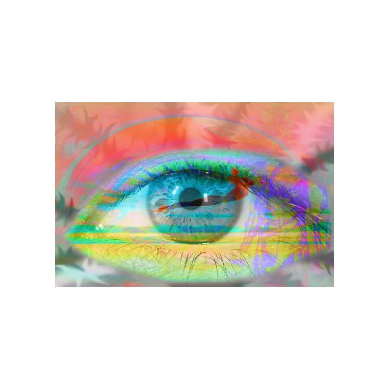 Twilight Eye: Part of the Eye Series by InspiredPsychedelics's Artist Shop