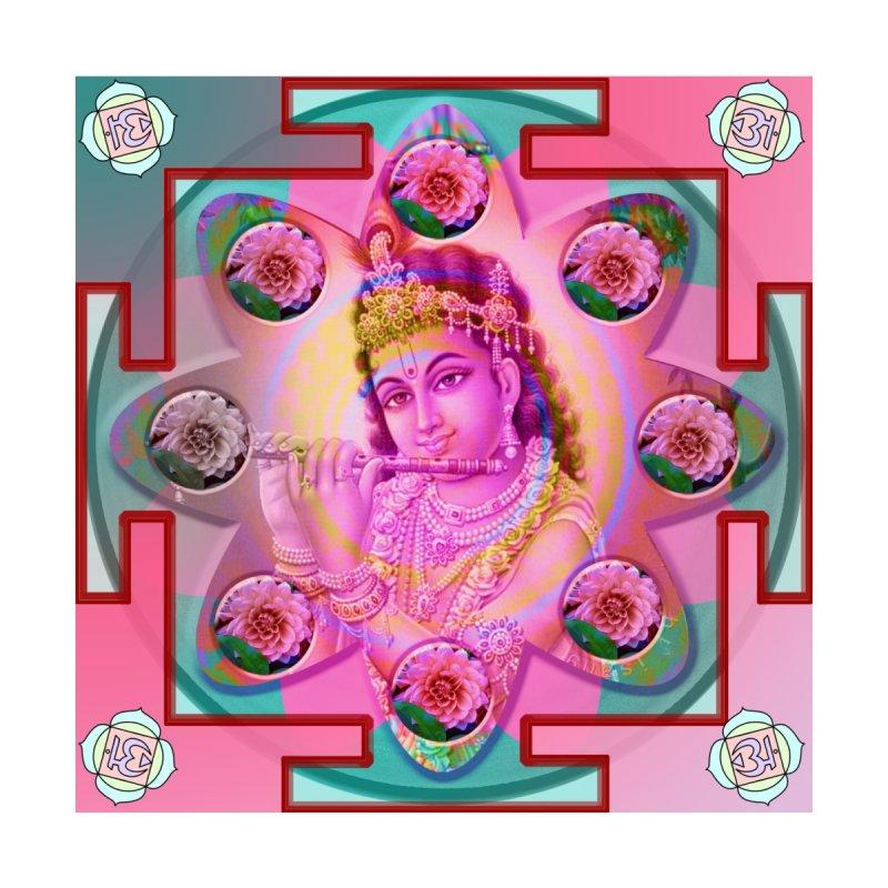 Krishna Mandala by InspiredPsychedelics's Artist Shop