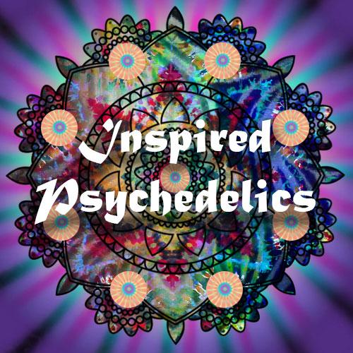 InspiredPsychedelics's Artist Shop Logo