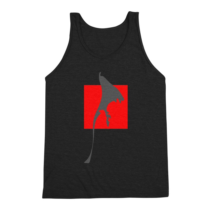 Meta-Alignment Men's Triblend Tank by Irresponsible People Black T-Shirts