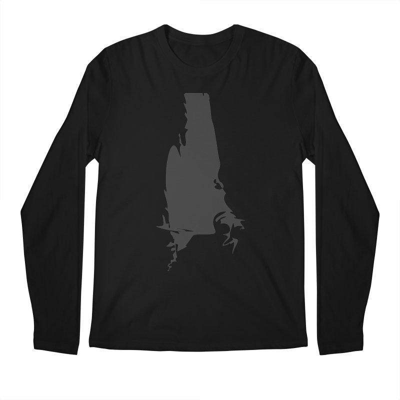 Seize Power Men's Regular Longsleeve T-Shirt by Irresponsible People Black T-Shirts