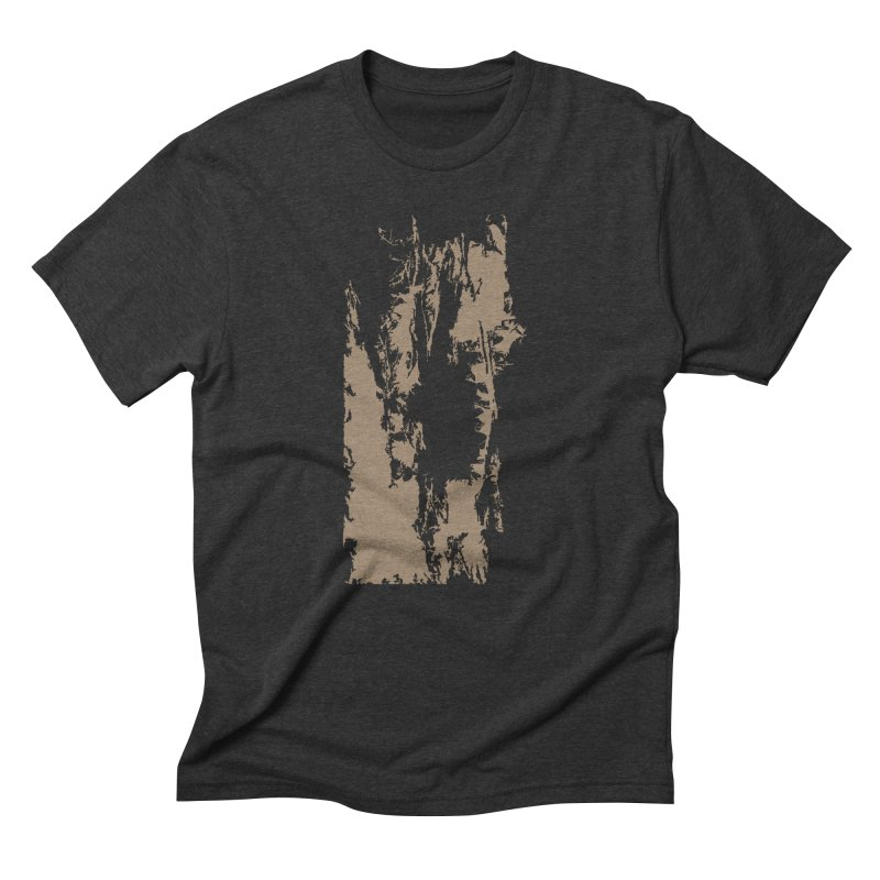 Geologic Explosion Men's T-Shirt by Irresponsible People Black T-Shirts