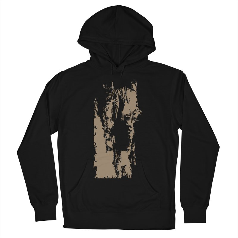 Geologic Explosion Men's French Terry Pullover Hoody by Irresponsible People Black T-Shirts