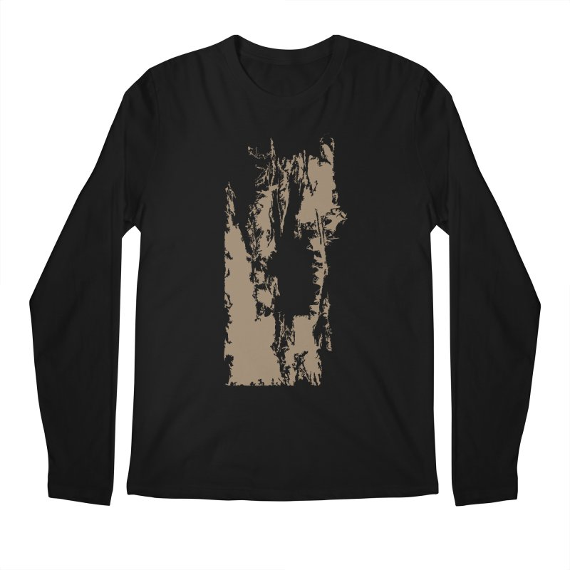Geologic Explosion Men's Longsleeve T-Shirt by Irresponsible People Black T-Shirts