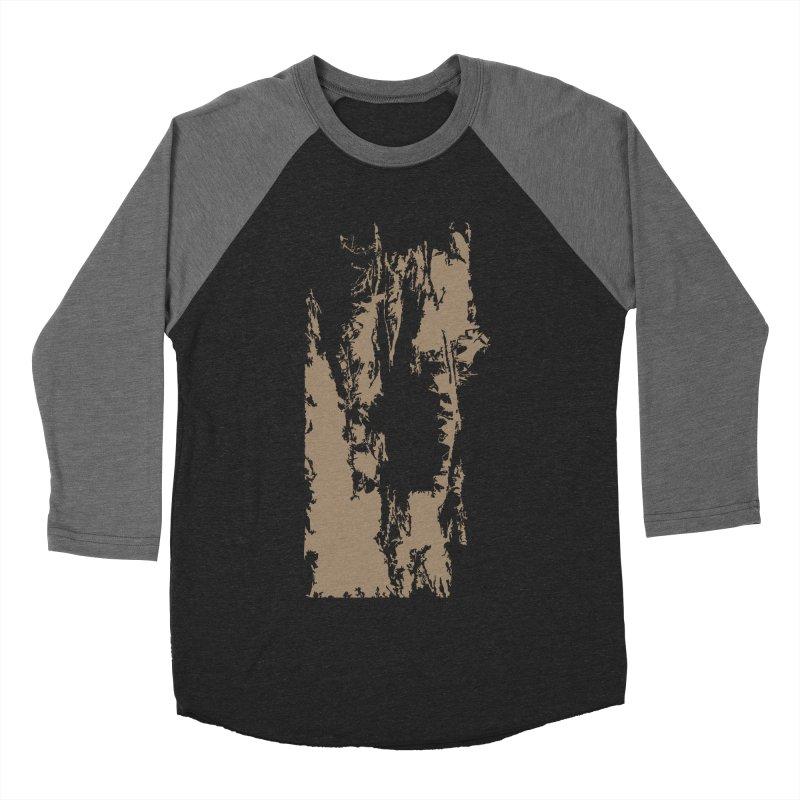 Geologic Explosion Men's Baseball Triblend T-Shirt by Irresponsible People Black T-Shirts