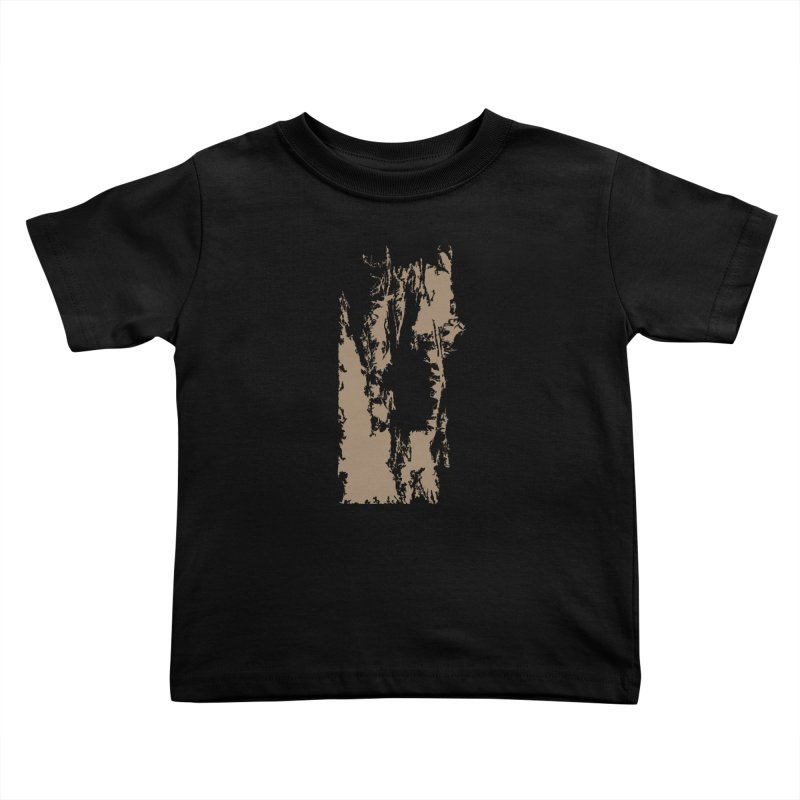 Geologic Explosion Kids Toddler T-Shirt by Irresponsible People Black T-Shirts