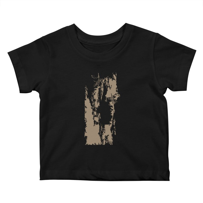 Geologic Explosion Kids Baby T-Shirt by Irresponsible People Black T-Shirts