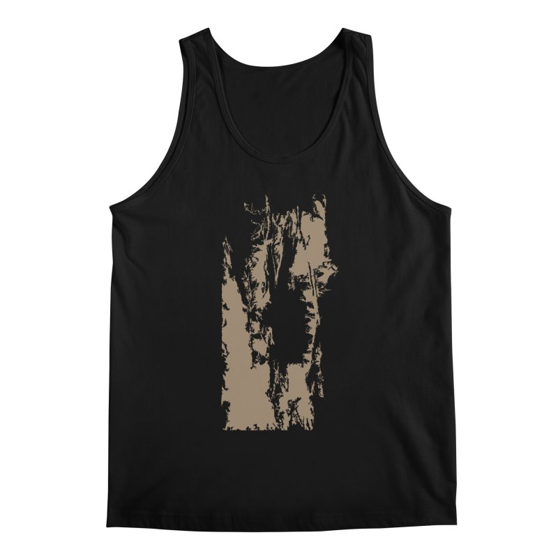 Geologic Explosion Men's Regular Tank by Irresponsible People Black T-Shirts