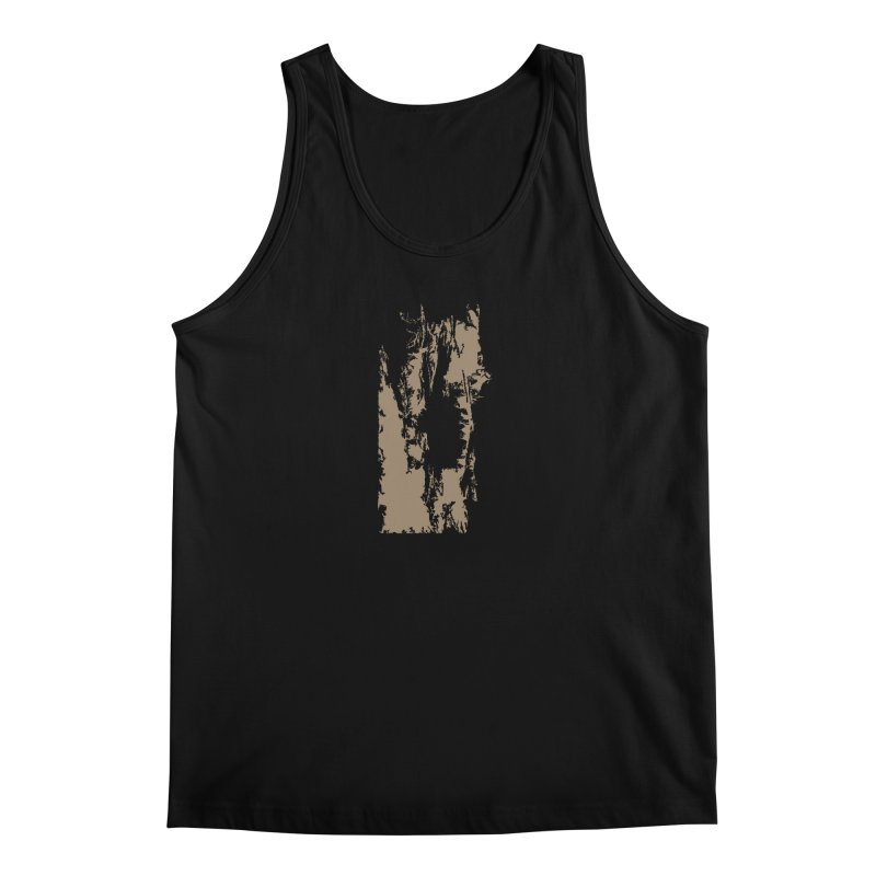 Geologic Explosion Men's Tank by Irresponsible People Black T-Shirts
