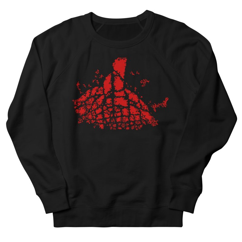 Yellowstone Magma Men's French Terry Sweatshirt by Irresponsible People Black T-Shirts