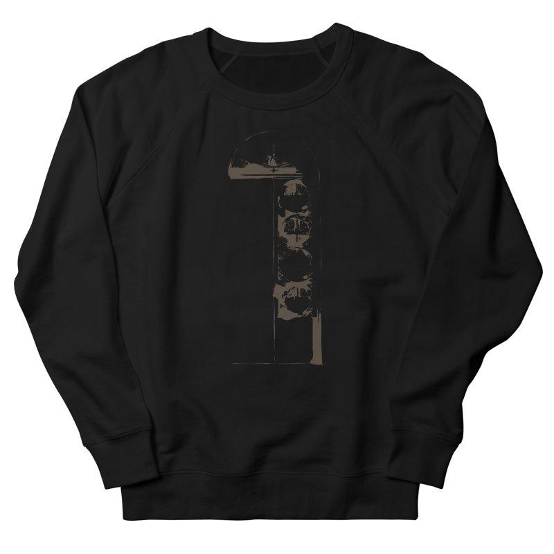 Door of Reception Women's Sweatshirt by Irresponsible People Black T-Shirts