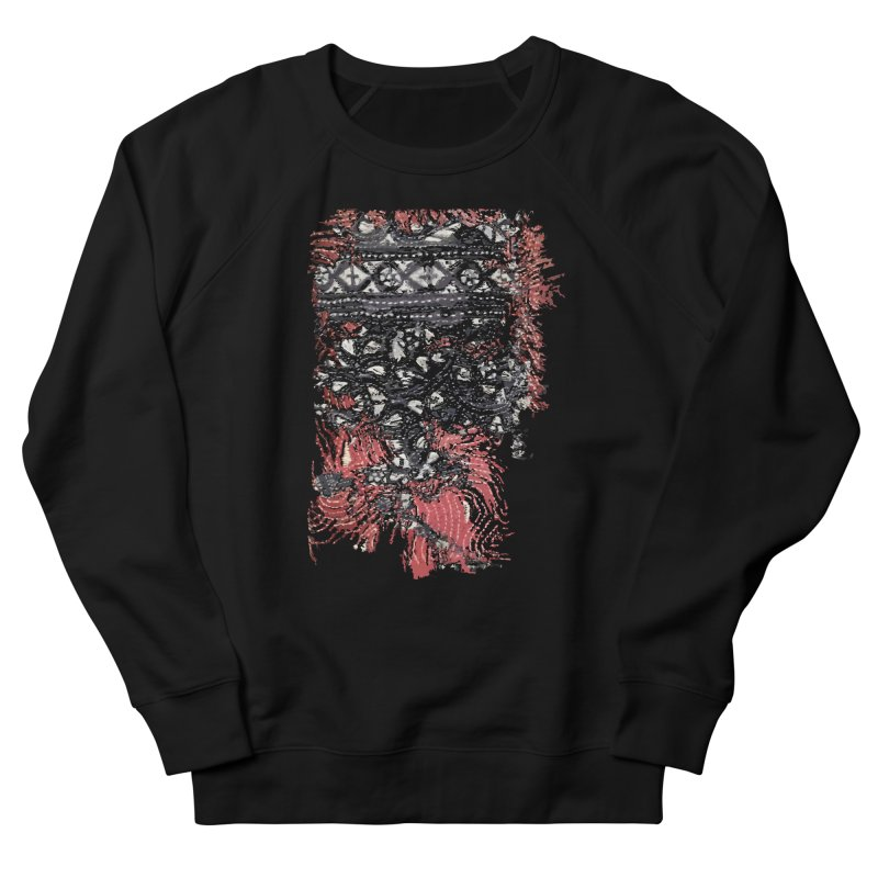 Embroidered Truths Women's Sweatshirt by Irresponsible People Black T-Shirts
