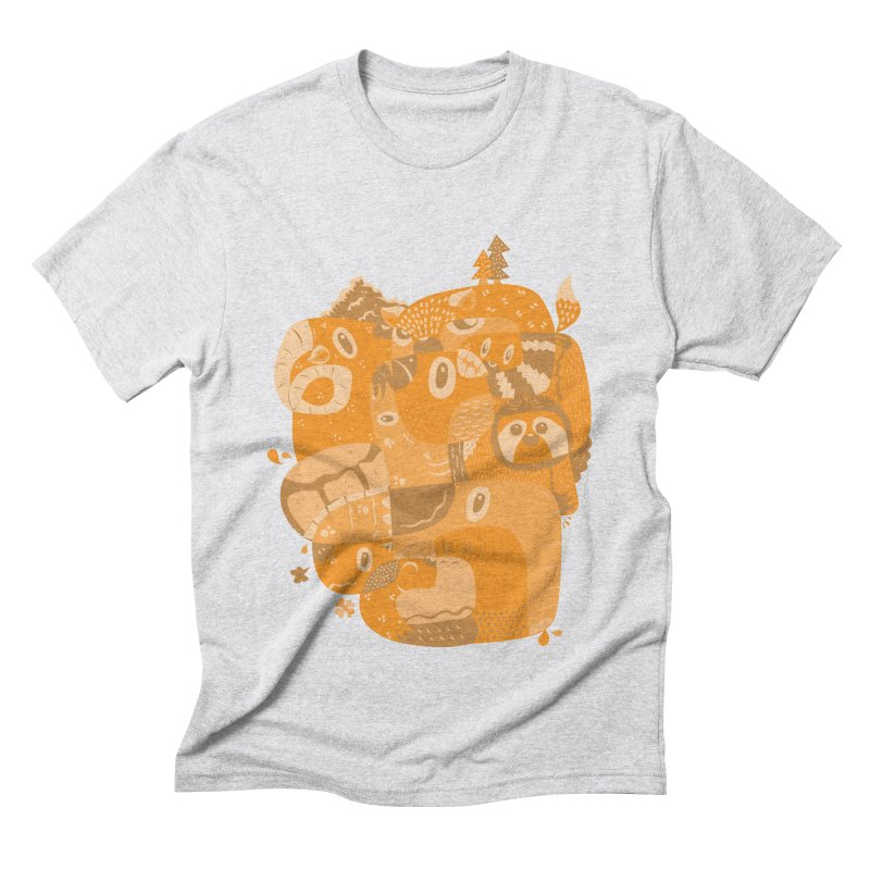 Still Wild & Free Men's Triblend T-shirt by Ismewayoflife