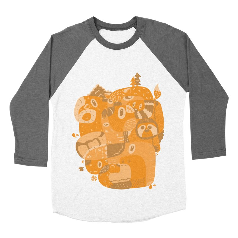 Still Wild & Free Men's Baseball Triblend T-Shirt by Ismewayoflife