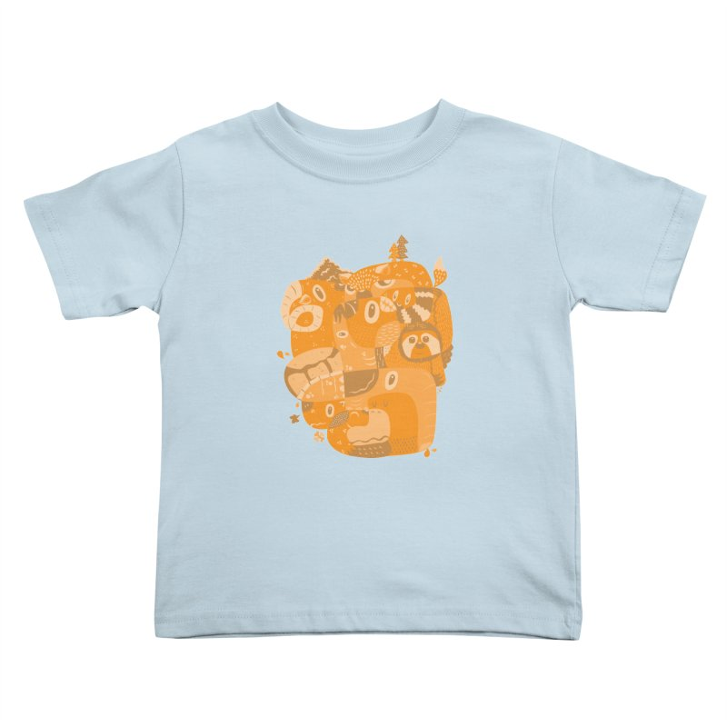 Still Wild & Free Kids Toddler T-Shirt by Ismewayoflife
