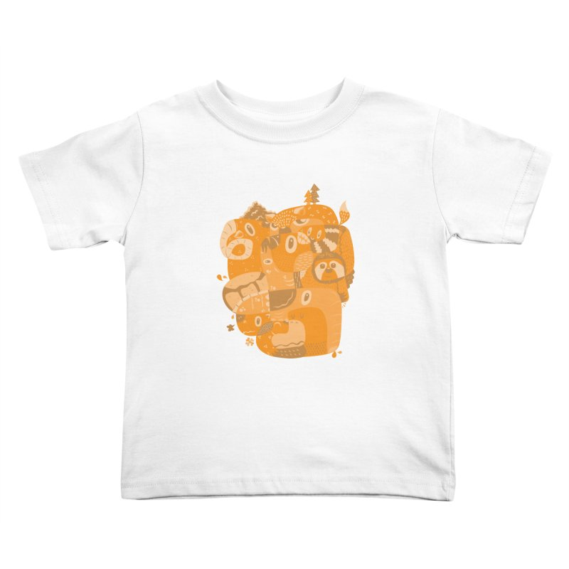 Still Wild & Free Kids Toddler T-Shirt by Ismewayoflife
