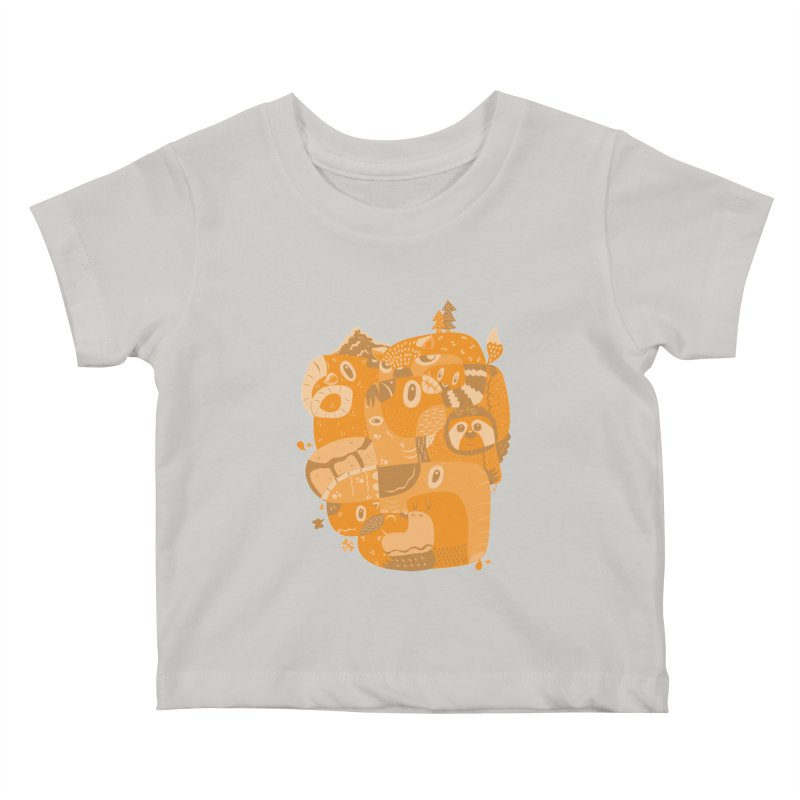 Still Wild & Free Kids Baby T-Shirt by Ismewayoflife