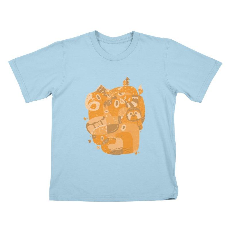 Still Wild & Free Kids T-Shirt by Ismewayoflife