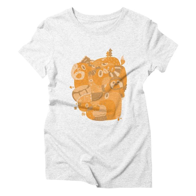 Still Wild & Free Women's Triblend T-shirt by Ismewayoflife
