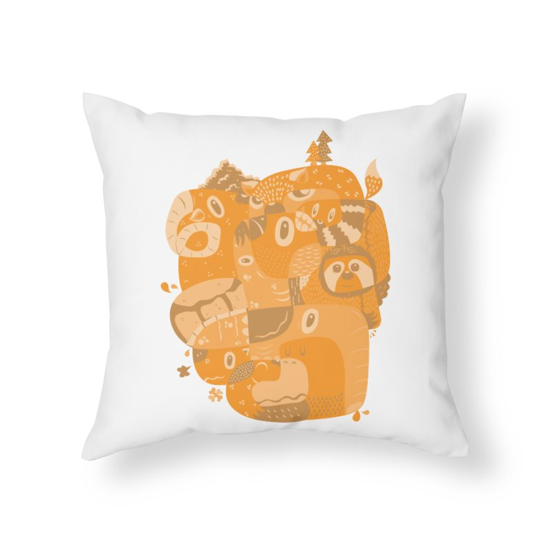 Still Wild & Free Home Throw Pillow by Ismewayoflife