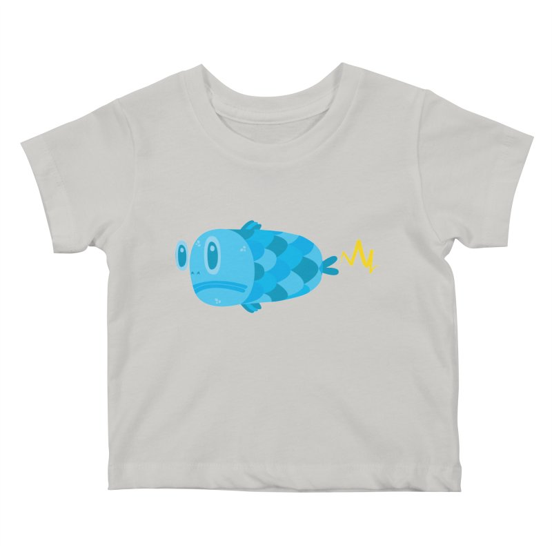 FISSSH! Kids Baby T-Shirt by Ismewayoflife
