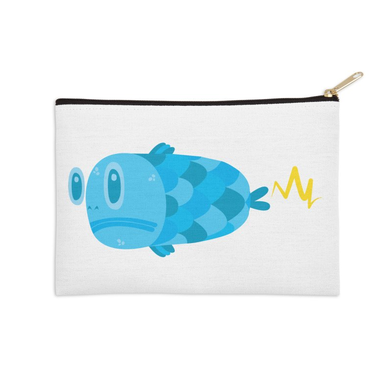 FISSSH! Accessories Zip Pouch by Ismewayoflife
