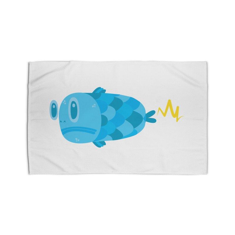 FISSSH! Home Rug by Ismewayoflife