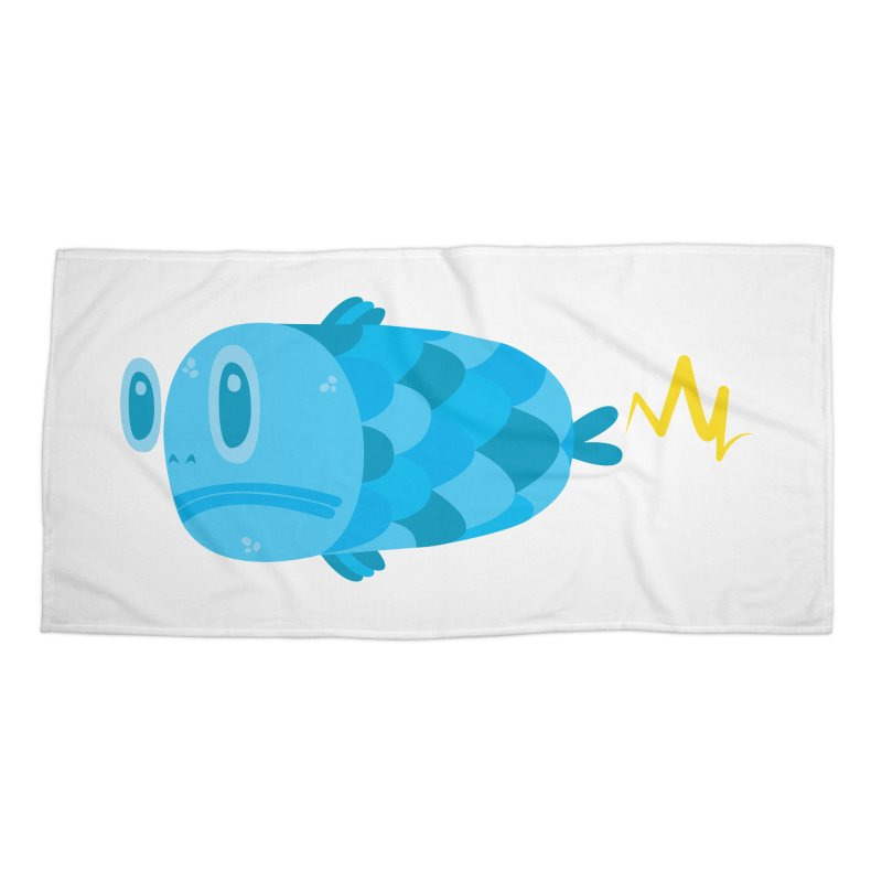 FISSSH! Accessories Beach Towel by Ismewayoflife